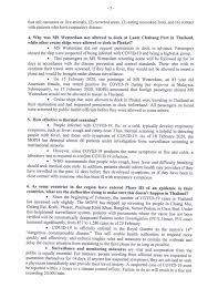 FAQs on COVID-19 Situation in Thailand – Königlich Thailändisches  Generalkonsulat München