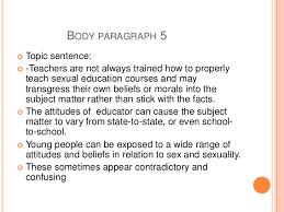 education in schools essay sex education in schools essay