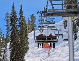 ski chair lift chairs seating