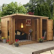 garden hut. Home-Dzine - A Garden Shed, Hut Or Wendy House Becomes Beautiful And