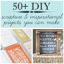 50+ #diy scripture art and inspirational decor tutorials you can make  @savedbyloves
