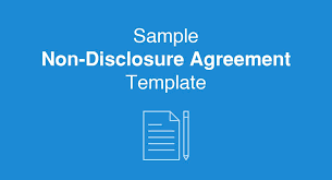 Nda Non Compete Template Sample Non Disclosure Agreement Template Everynda