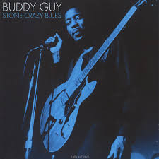 <b>Buddy Guy</b> - <b>Stone</b> Crazy Blues (2017, 180 Gram, Blue, Vinyl ...