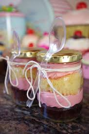 Decorating With Mason Jars For Baby Shower Mason Jar Cupcakes Easy DIY Cupcakes and Cake in a Jar Recipes 96