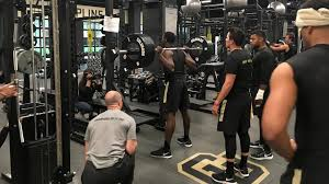 football notebook end of spring strength testing cubuffs com football notebook end of spring strength testing