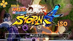 Naruto Shippuden Ultimate Ninja Storm 4 iso for Android PPSSPP