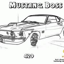 Small Picture Mustang Coloring Pages Mustang Pages adult