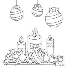 Small Picture Candle Coloring pages Drawing for Kids Videos for kids