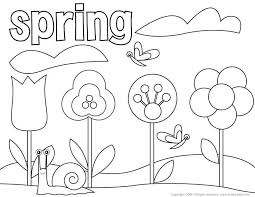 Free Printable Spring Coloring Pages New 29 Fresh Spring Coloring