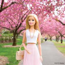 barbiestyle brooklyn botanic garden taking in all of nature s beauty at brooklynbotanic barbie barbiestyle barbie dolls barbie