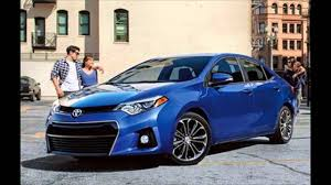 Toyota Corolla 2016 CAR Specifications and Features - Exterior ...