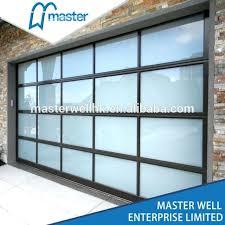 glass garage door supplieranufacturers at all toronto all glass garage door toronto