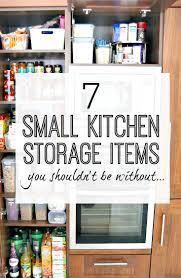Kitchen Storage 7 Essential Small Kitchen Storage Items You Should Own