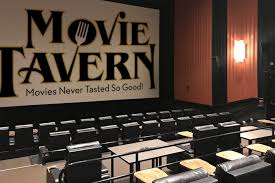 Robinson Center Little Rock Seating Chart Dine And Recline At Little Rocks New Movie Tavern Little