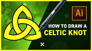 <b>How</b> to Draw a <b>Celtic Knot</b> in Illustrator CC 2019 - YouTube