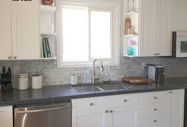 grey kitchen tiles ideas white