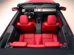 ford mustang convertible interior. ford mustang gt convertible 2005 interior