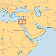 israel operation world Israel In The World Map click map to enlarge israel world map