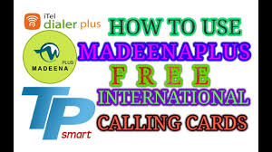 how to use madeenaplus dialer calling cards how to madeenaplus cards by kt advice