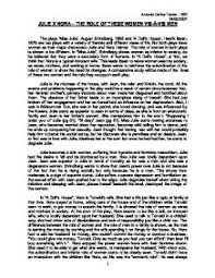 the plays miss julie strindberg and a doll s page 1 zoom in