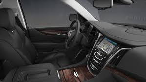 cadillac truck 2015 inside. 2015 cadillac escalade interior in jet black with accents truck inside w