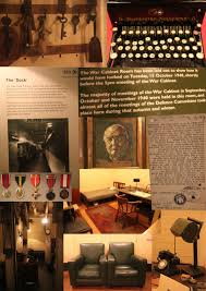Cabinet War Museum Nightfall Research Churchill War Rooms