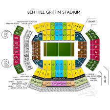Ben Hill Griffin Stadium Seating Chart Visitors Section Gator Stadium Seating Chart Seating Chart
