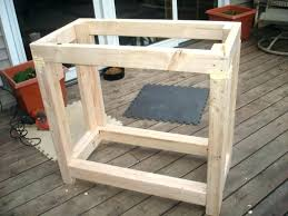 diy table saw stand building a table saw stand building a miter saw station finally 4x8 diy table