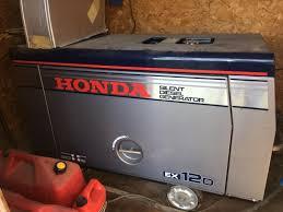 honda diesel generator. Find More Honda Silent Diesel Generator Ex 12d - 351.4 Hours Buyer To Remove $4,500.00 For Sale At Up 90% Off