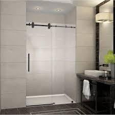bypass shower door. Glass Shower Barn Door Hardware Frameless Sliding Doors Bypass Oil Rubbed Bronze
