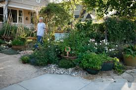 makeover a small urban garden