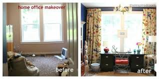 home office makeover. Home Office Decorating Makeover {The Reveal!}