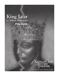 king lear play guide