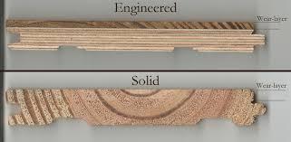 Hardwood Floors: Engineered VS. Solid Plank