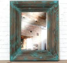 large wood mirror distressed wood framed mirror large wood framed wall mirror decorative wall mirrors large round reclaimed wood mirror