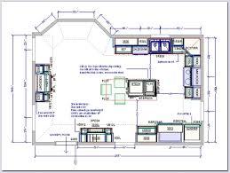20+ Popular Kitchen Layout Design Ideas. Kitchen Floor PlansFloors ...