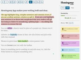 online tools to improve your writing masterdocs hemingway app