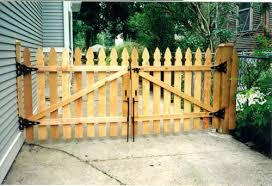 wood fence driveway gate. Wonderful Fence Diy Driveway Gate Build Wood Fence  Intended Wood Fence Driveway Gate