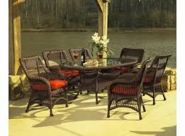 indoor wicker furniture sets
