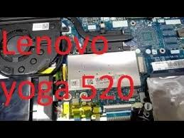 how to open back cover lenovo yoga 520