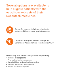 5 co pay for mercially insured patients up to 10 000 in yearly reimburt lucentis co pay card program