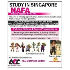 Service Advertisement Educational Advertisement Overseas Educational Advertisement