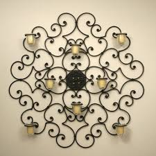 Small Picture Wrought iron wall decor Good Decorating Ideas Boho Loves