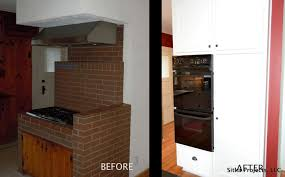 Kitchen Remodeling Before And After Before And After Kitchen Remodel Pictures