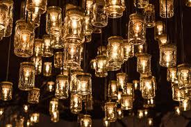 multiple mason jar lights fixture