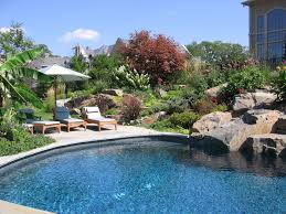 luxury backyard pool designs. Wonderful Back Yard Swimming Pool Designs Property For Interior View And Luxury Backyard Installation Landscaping Ideas Alpine New Jersey