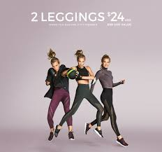 made to move leggings 2 for 24 usd 99 value when you bee