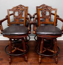 inexpensive bar stools. Home Interior: Improved Ashley Furniture Bar Stool Porter Height X Back Tall Upholstered Swivel From Inexpensive Stools K