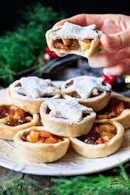 british mincemeat tarts savor the flavour