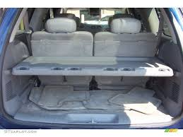 2005 Chevrolet TrailBlazer EXT LT 4x4 Trunk Photo #68896092 ...